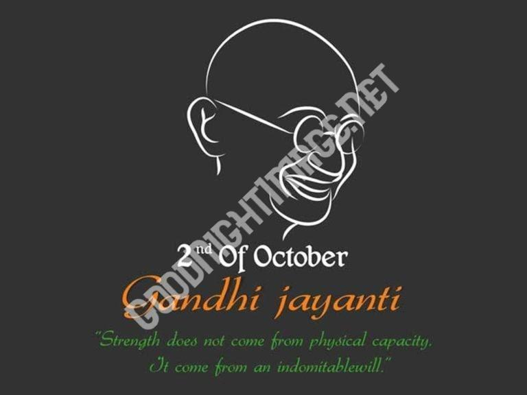 # 22+Gandhi Jayanti 2nd Oct 2019 Special Quotes & Wishes