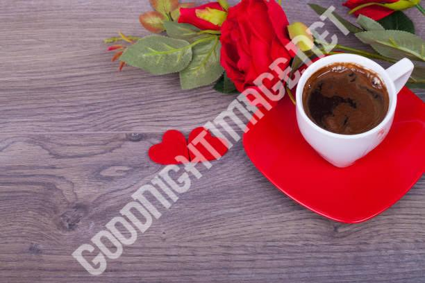 Beautiful Coffee Cup Images with rose