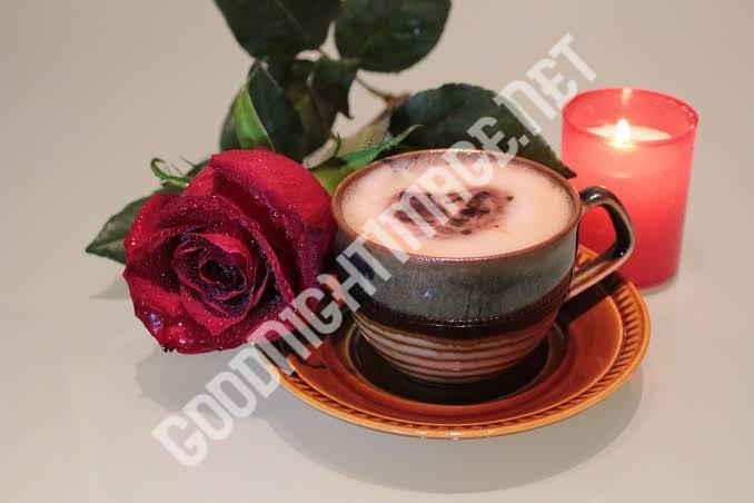 Beautiful Coffee Cup Images with rose11