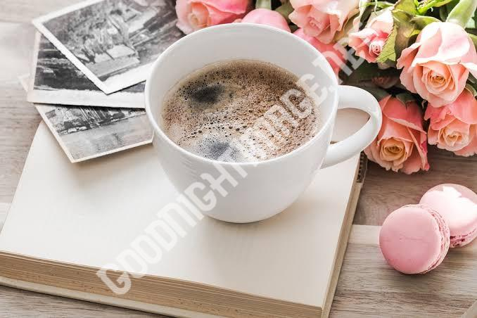 Beautiful Coffee Cup Images with rose3