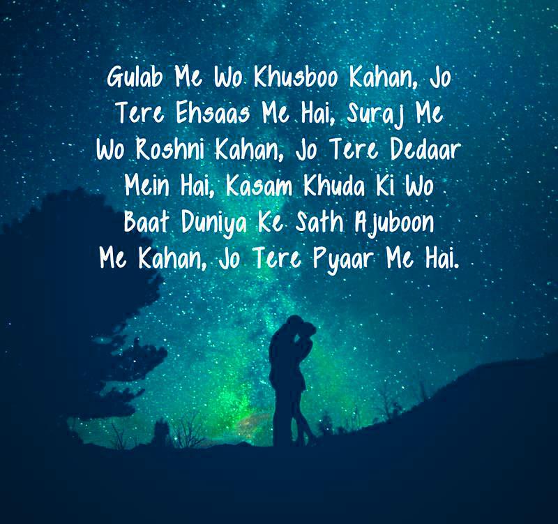 Best Hindi Love Shayari Quotes Whatsapp Status72