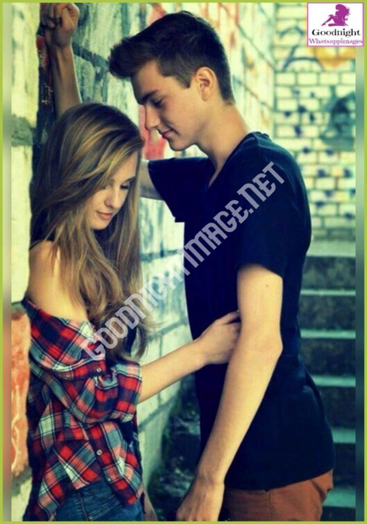 Cute Love Couple WhatsApp DP Images16