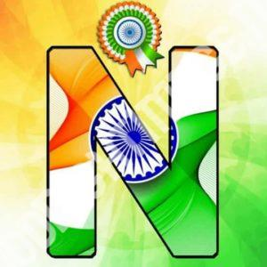 Happy Re public Day Whatspp DP With Indian flag12