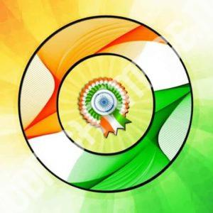 Happy Re public Day Whatspp DP With Indian flag13