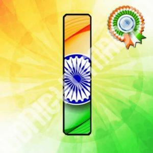 Happy Re public Day Whatspp DP With Indian flag7