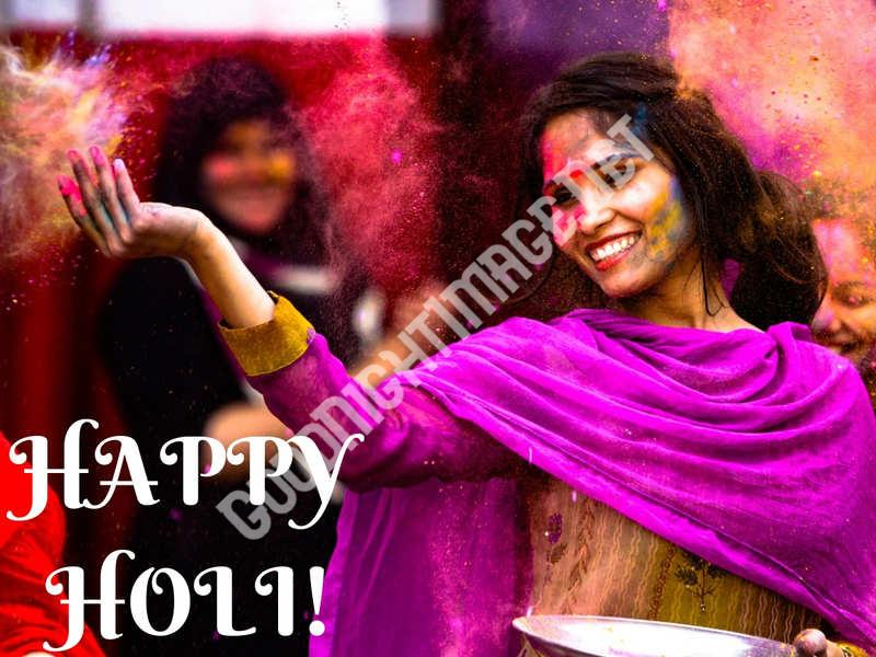 Best Holi Messages In English Wishes, Quotes, Images-[2020]